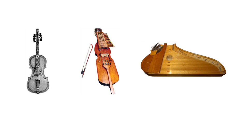 Strings Of The North National Instruments Of Sweden Norway And