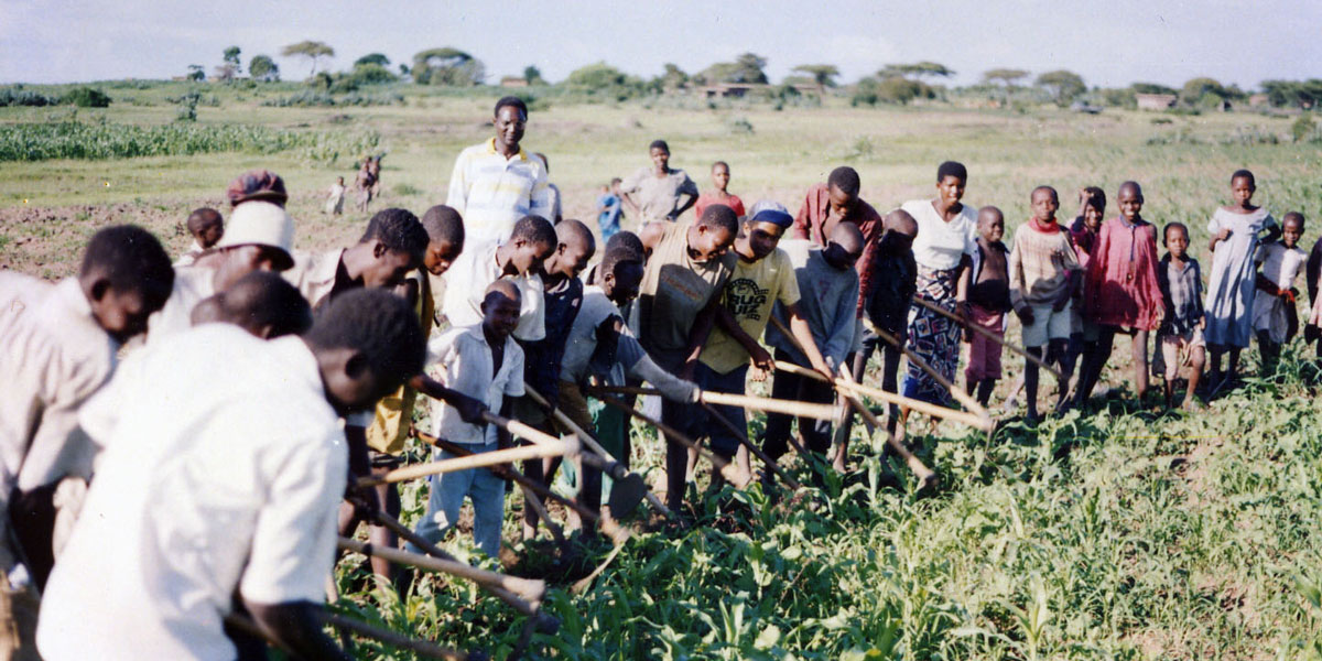 Musical Labor Performed in Northwest Tanzania | Smithsonian Folkways