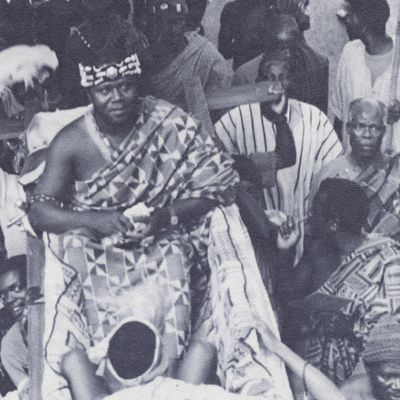Songs from West Africa from Smithsonian Folkways