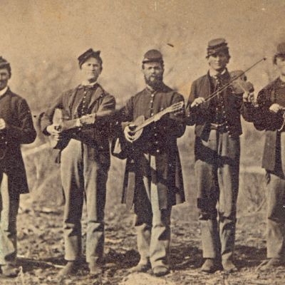 Songs of the Civil War by Smithsonian Folkways