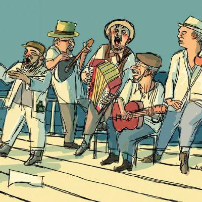 Yiddish Song Smuggling