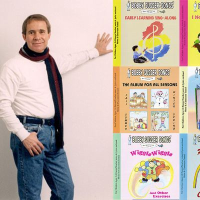 Bobby Susser Songs for Children Collection Sampler