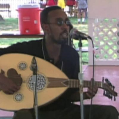 """Somali Freedom Song"" by Hasan Gure at 1997 Smithsonian Folklife Festival"