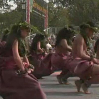 Hula Performance by The Halau 'O Kekuhi Hula Ensemble