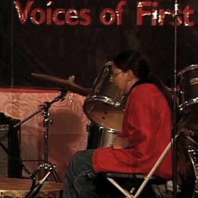 Lakota Drumming