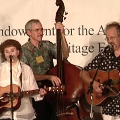 """""""West Virginia, My Home"""" by Hazel Dickens at 2003 Smithsonian Folklife Festival"""