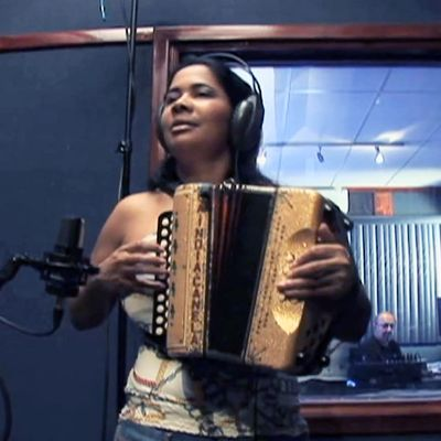 "Lidia María Hernández López ""La India Canela"" Discusses Passion for the Accordion"