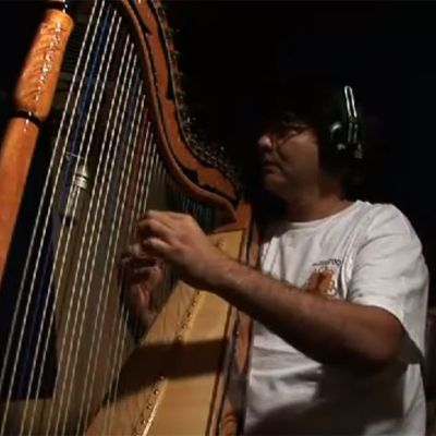 """Dueling Harp"" Rendition of Classic ""Pájaro Campana"" by Martin Portillo and Marcelo Rojas"