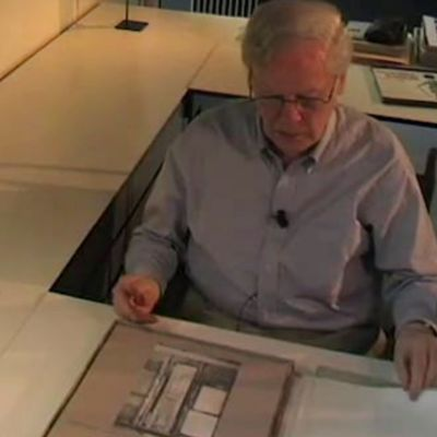Ronald Clyne Tribute: Cover Artist for Folkways