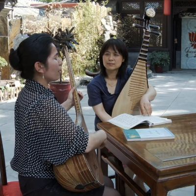Wu Man and Master Musicians Explore Musical Connections Between China and Central Asia
