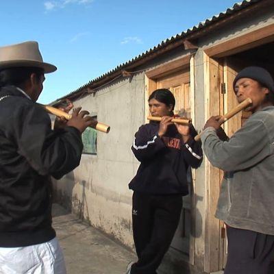 Hatun Kotama Discusses the Flute-based Music of Otavalo, Ecuador