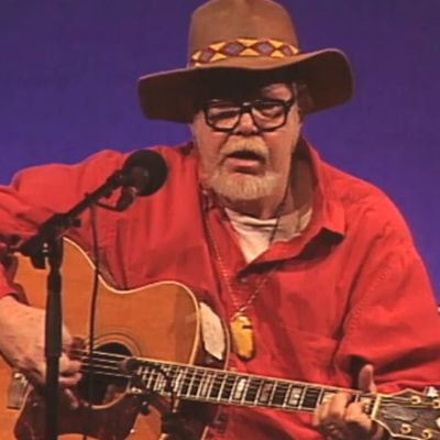 """""""St. James Infirmary (Gambler's Blues)"""" by Dave Van Ronk"""