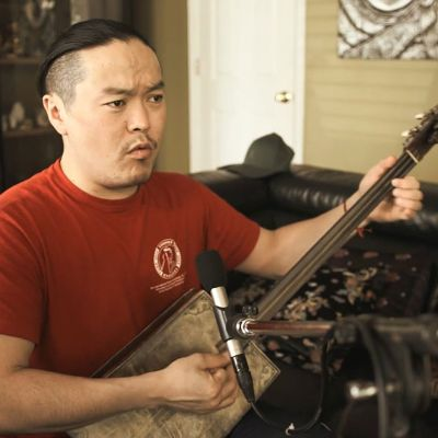 Alash Demonstrates Throat Singing Styles
