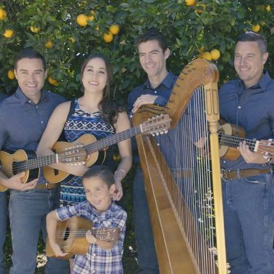 Hermanos Herrera on family and music