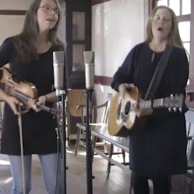 """Baby Born Today"" by Elizabeth Mitchell and Friends from The Sounding Joy Christmas Songs"