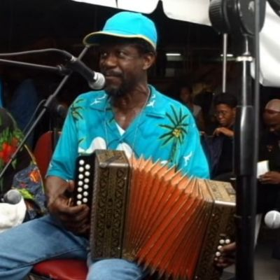 Ophie Webb Explains Bahamian Rake-n-Scrape Music