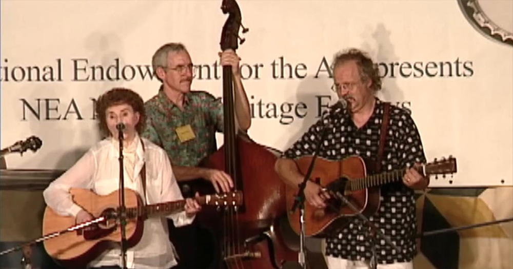 West Virginia, My Home by Hazel Dickens at 2003 Smithsonian Folklife Festival
