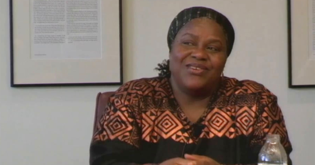 Bernice Johnson Reagon Interview