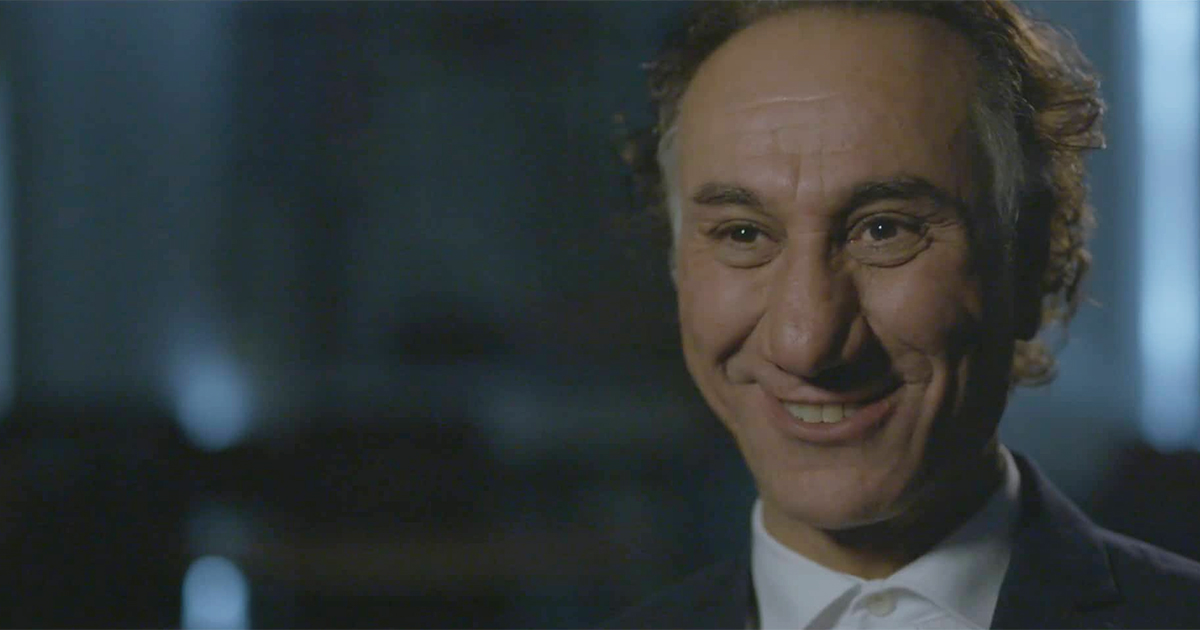 "Rahim AlHaj on the Making of ""Running Boy"""