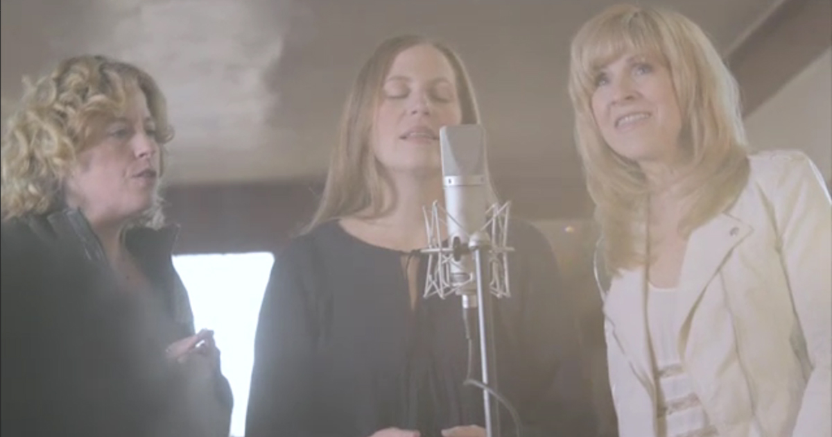"""Cradle Hymn"" by Elizabeth Mitchell and Friends from The Sounding Joy"