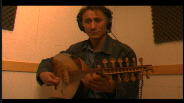 "Rahim Alhaj, Iraqi oud virtuoso, records ""Rast"""