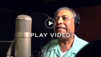 """Video: José-Luis Orozco Canta """"El Baile de las Legumbres"""""""