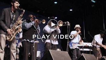 "Chuck Brown Band: ""Bustin' Loose"""